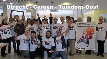20140318_zorgactie Careyn Tuindorp-Oost
