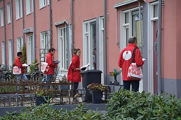buurten in Hoograven